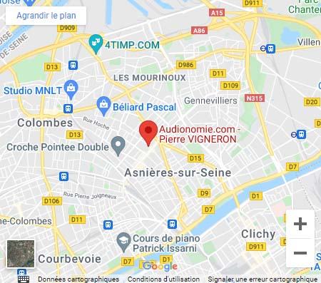 Maps : Audionomie.com